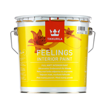 Tikkurila Feelings Interior Paint