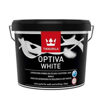 Tikkurila Optiva White